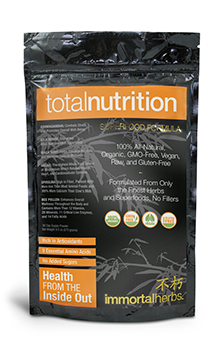 Immortal Herbs Total Nutrition Superfood pack